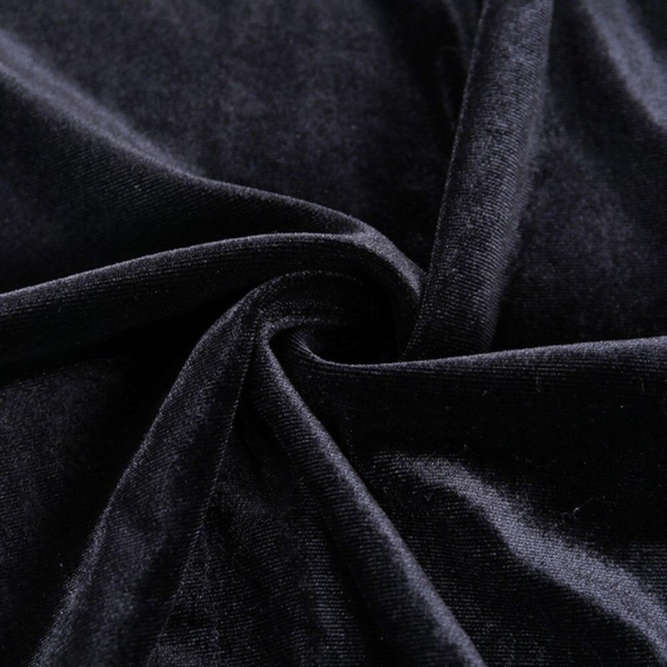 Rosetic Women Dresses Black Sexy Gothic Court Lace Waist Pleated Dress Punk Korean Women Long Sleeeve Gothic Bow Retro Dresses 5