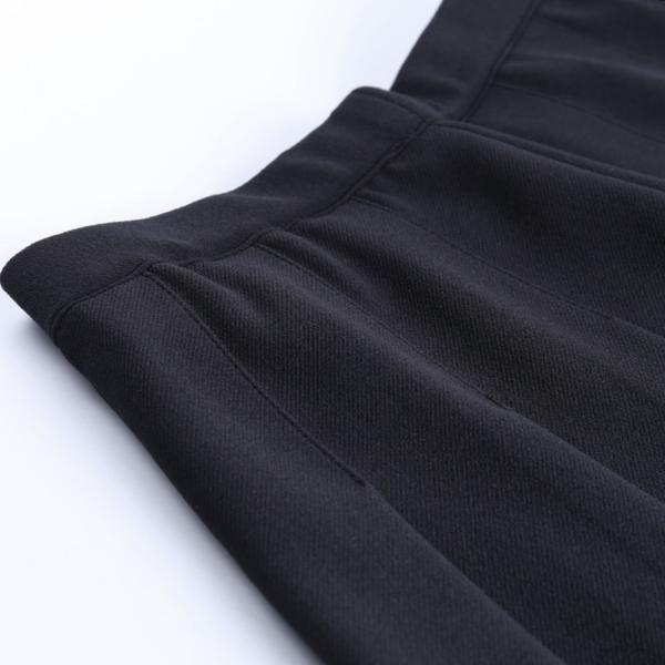 InsGoth High Waist Mini Black Skirts Gothic Streetwear Cross Print Pleated Women Skirts Casual College Lolita Harajuku Skirt 4